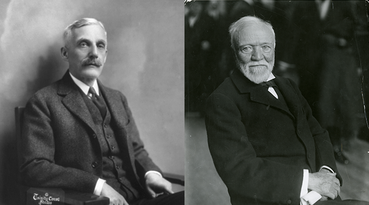 Founders: Andrew Carnegie & Andrew Mellon - 50 Years as