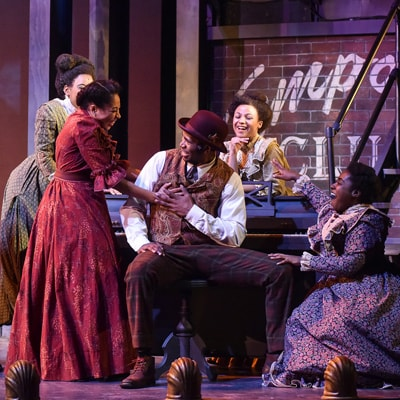 Scene from Ragtime
