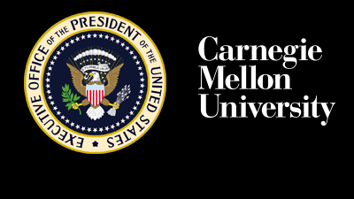 CMU Wordmark and President's Seal