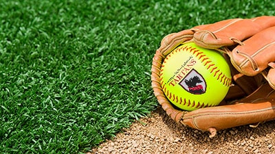 CMU Softball image