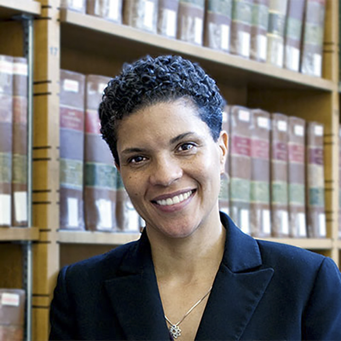A photo of Michelle Alexander