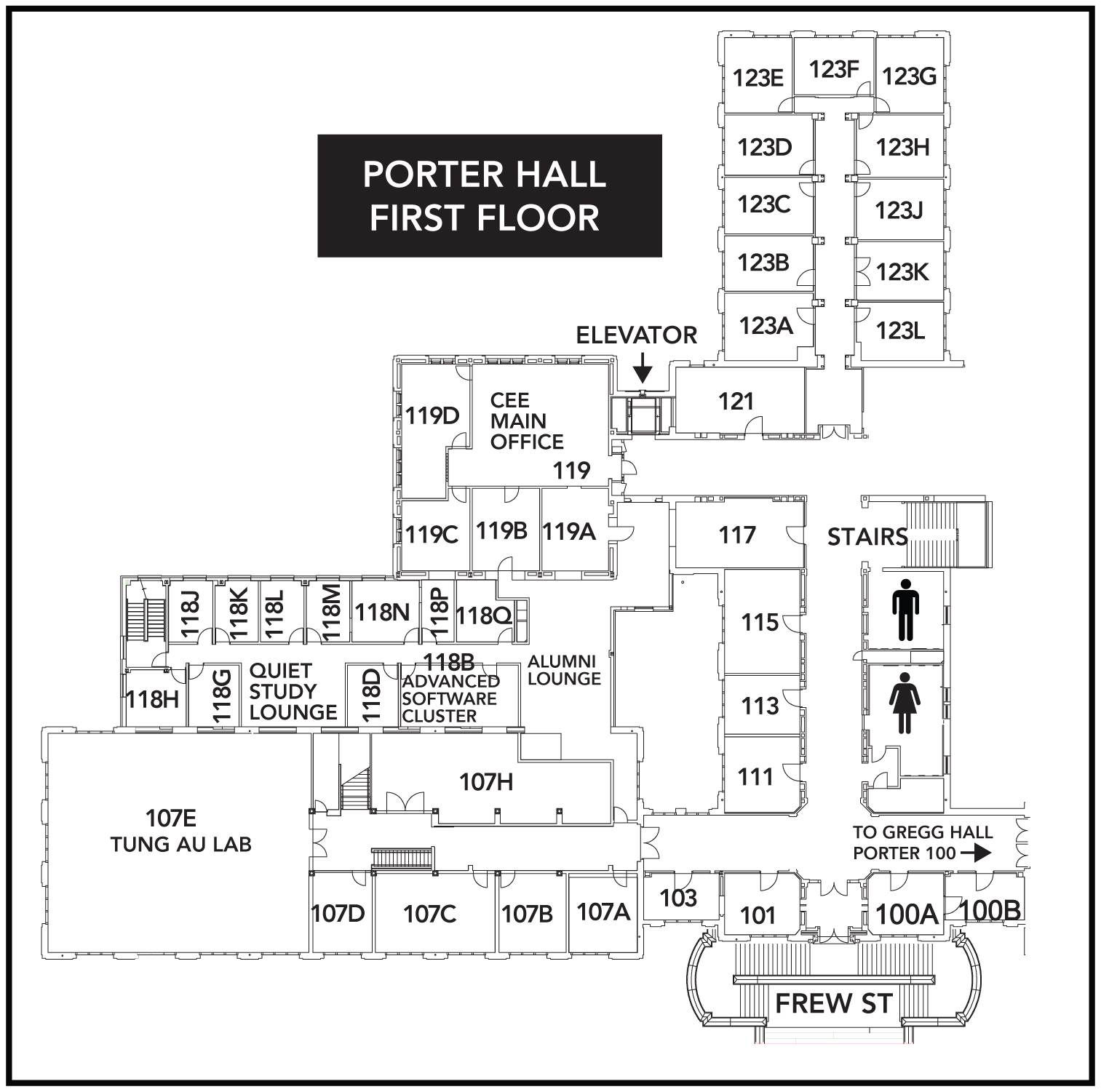 Cee Building Maps Civil And Environmental Engineering