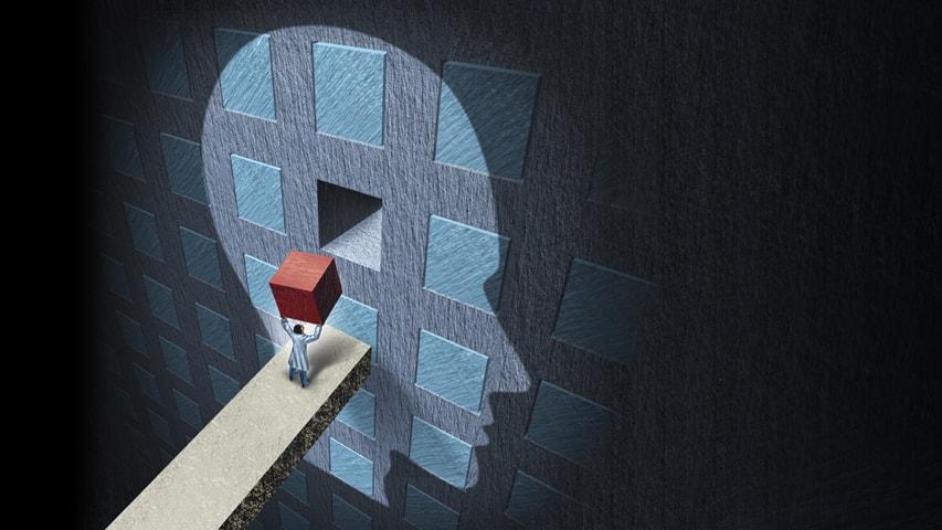 Brain filing system