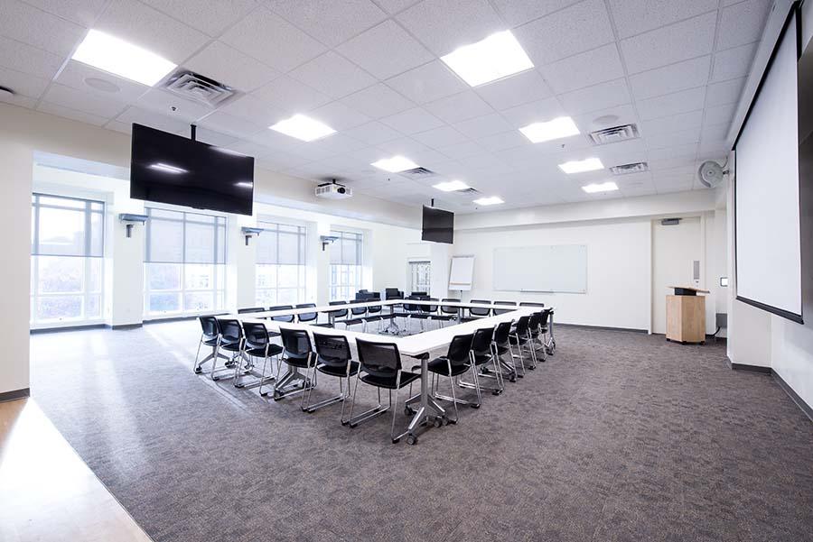 Danforth Conference Room - Jared L. Cohon University Center ...