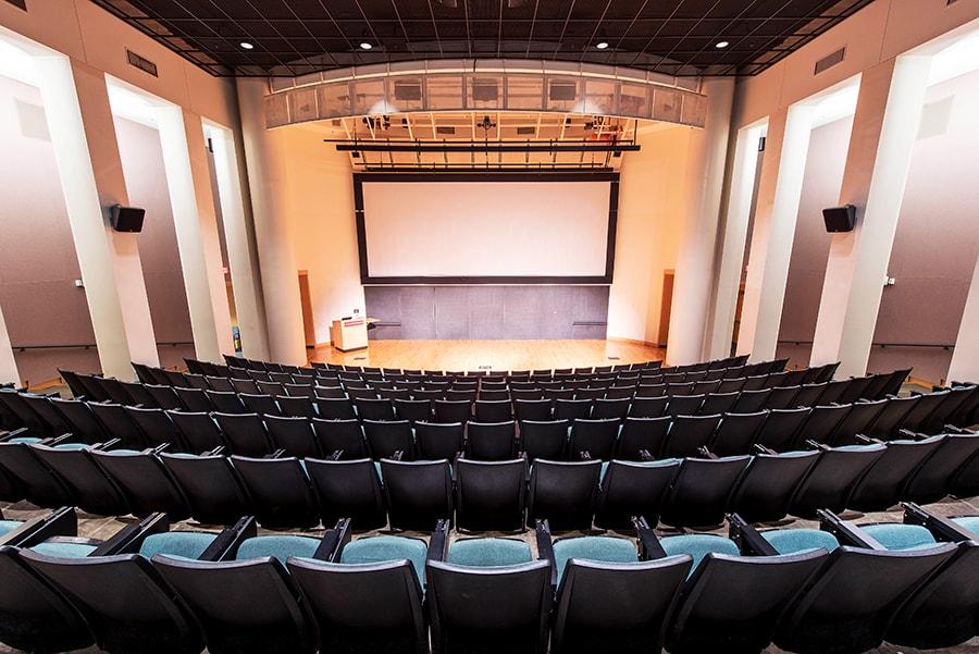 Mcconomy Auditorium