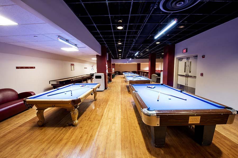 Scotland Yard Game Room - Jared L. Cohon University Center ...
