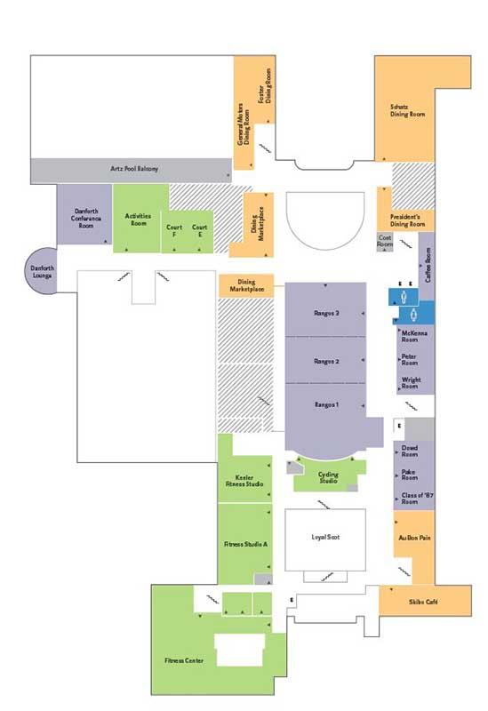 About Jared L Cohon University Center Carnegie Mellon