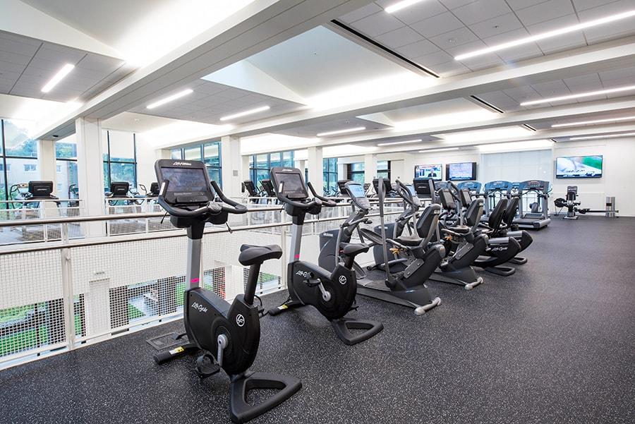 Fitness center jared l cohon university