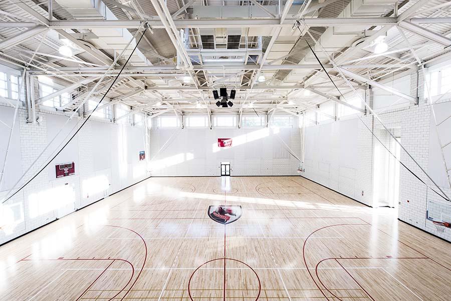 Wiegand Gym - Jared L. Cohon University Center - Carnegie ...