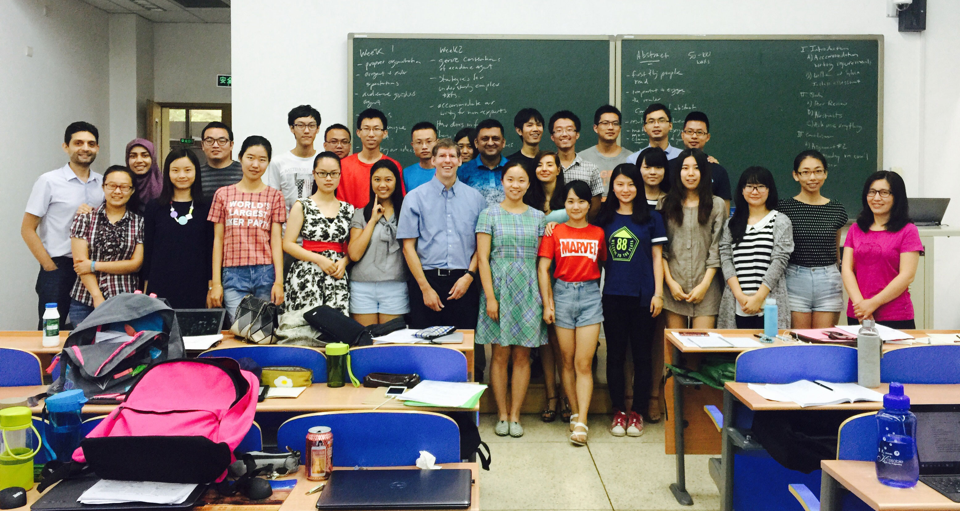 Image result for china peoples english class