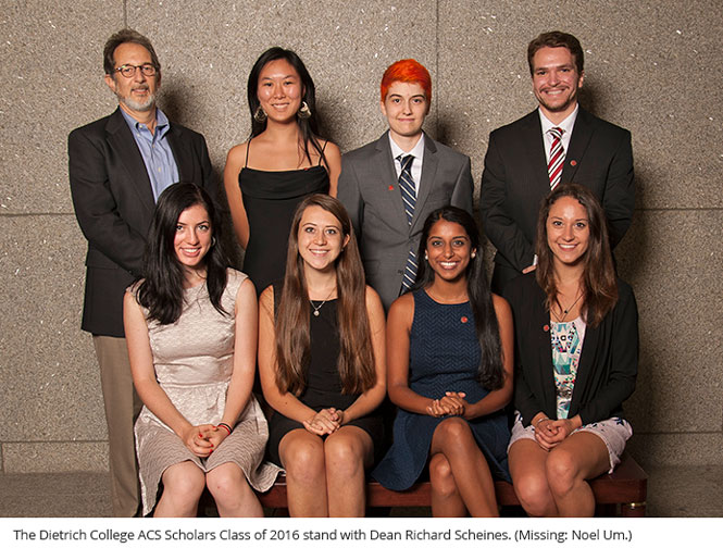 Andrew Carnegie Society Scholars Announced - Dietrich College of