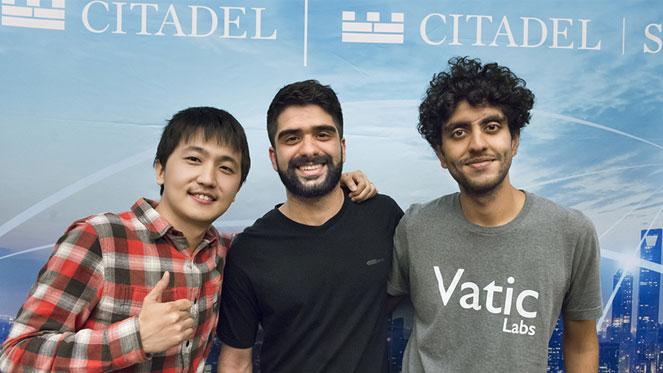 Student Team Wins $25K at Datathon - Dietrich College of
