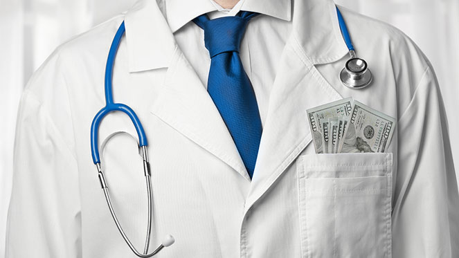 Doctors Should Be Paid By Salary, Not Fee-for-Service, Argue