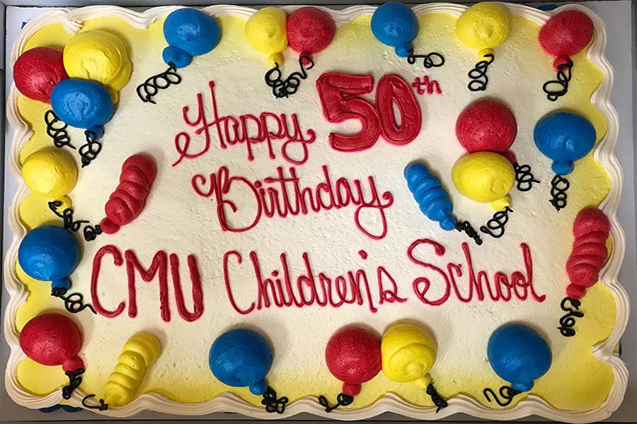 Carnegie Mellon Universitys Childrens School Birthday Party