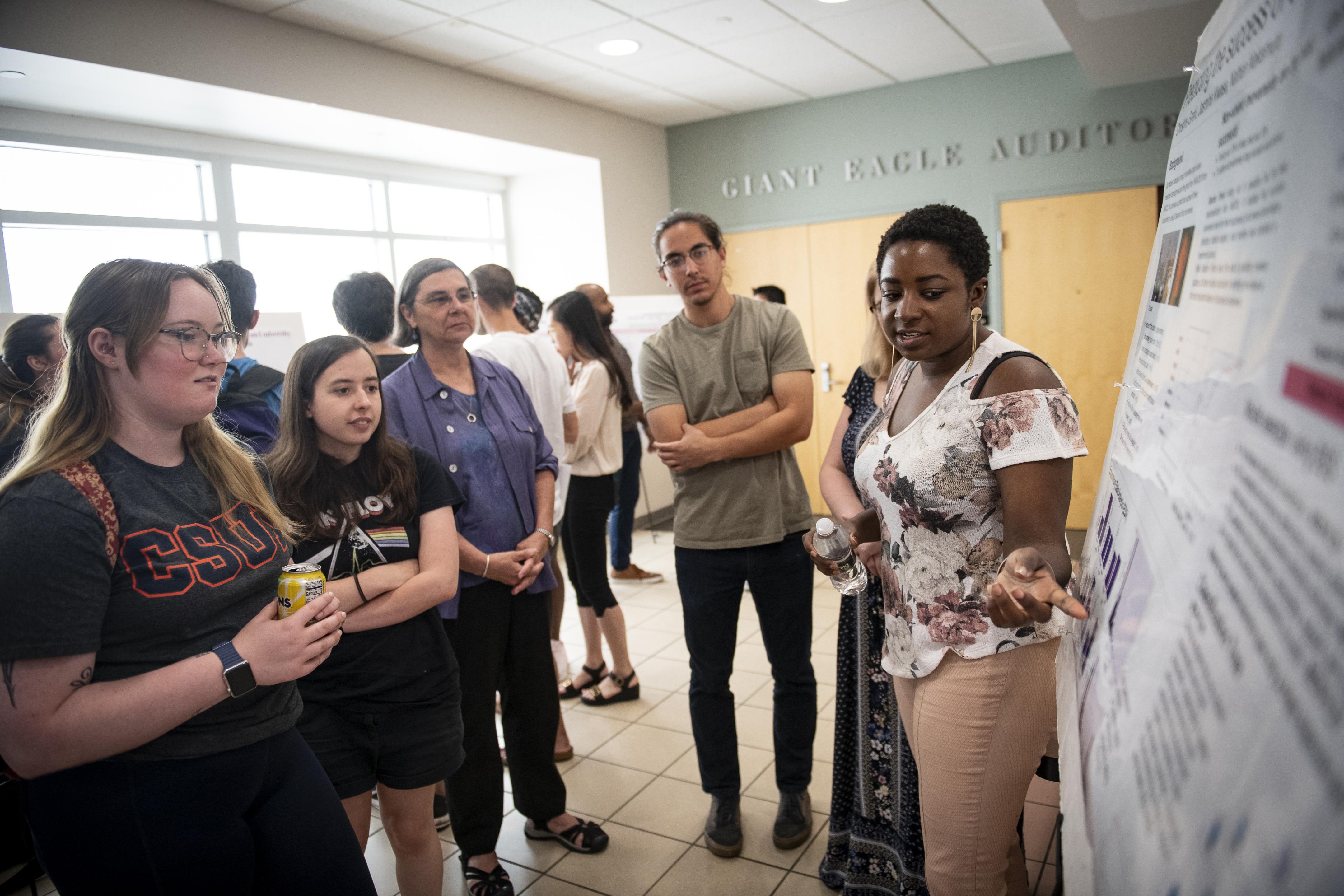 Graduate Students Across CMU Enhance Statistical Skills - Dietrich