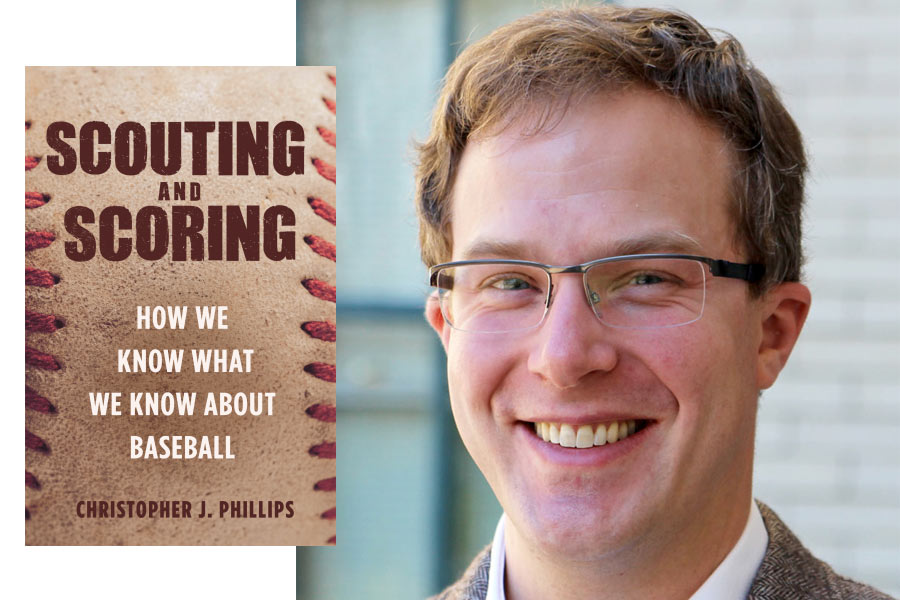 a10fb41c3 Scouting and Scoring: Historian Looks for What's Behind the Data in Baseball