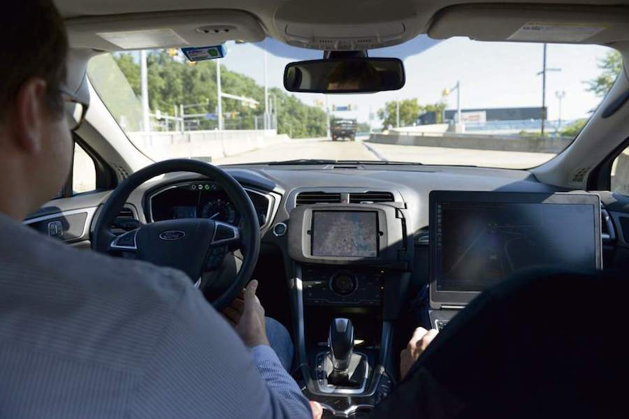 TribLIVE Quotes Caldwell On Uberu0027s Million Autonomous Miles