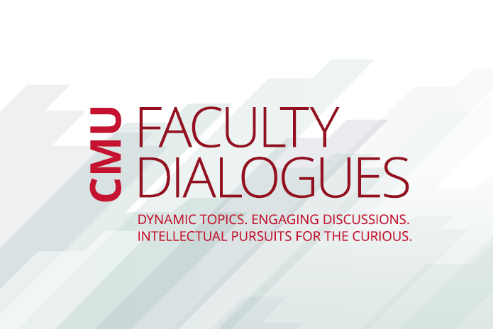 Faculty Dialogue BAnner