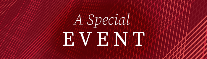 Special Event Banner