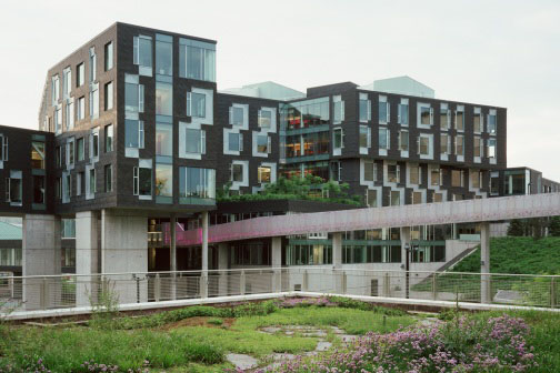 Green Buildings Environment At Cmu Carnegie Mellon