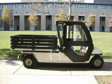 Fleet Vehicles Environment At Cmu Carnegie Mellon University
