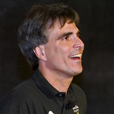 <b>Randy Pausch</b>, the Carnegie Mellon computer science professor and alum who <b>...</b> - randyPausch_236x236