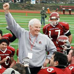 Coach Lackner - Carnegie Mellon University   CMU
