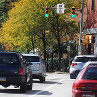 Smart Traffic Signals - Carnegie Mellon University   CMU