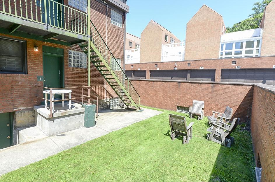 Backyard Apartment neville apartments - housing & residential education - carnegie