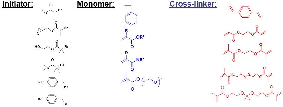 Star copolymers - Matyjaszewski Polymer Group - Carnegie Mellon ...