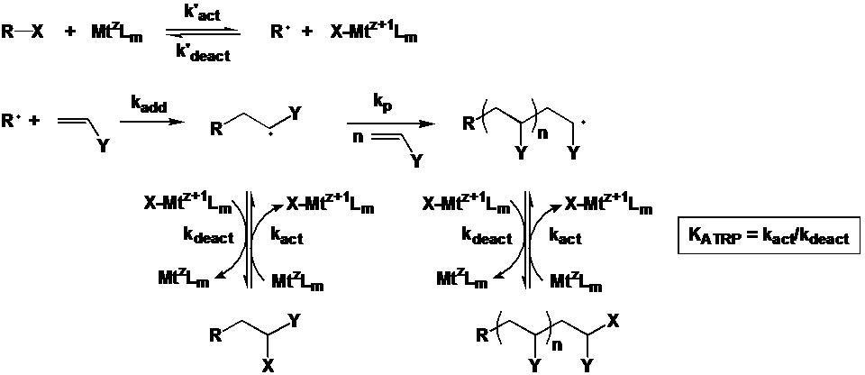 Atom Transfer Radical Polymerization - Matyjaszewski Polymer Group