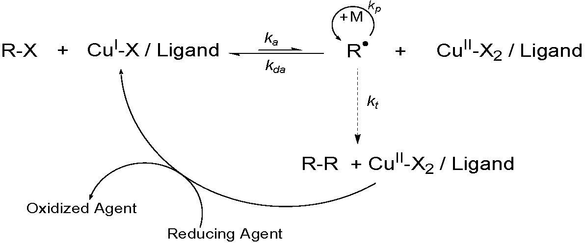 Catalyst Reduction Matyjaszewski Polymer Group Carnegie Mellon