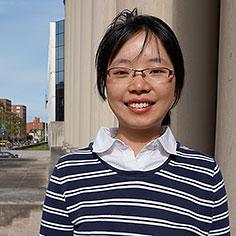 photo of Chenjie Zeng