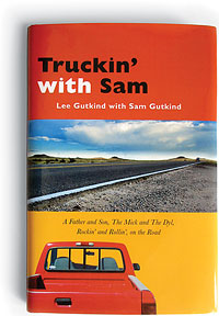 photo of book, Truckin' with Sam