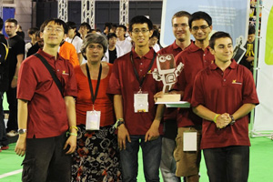 News Brief: Carnegie Mellon Takes Chinese Team Down to the Wire in ...