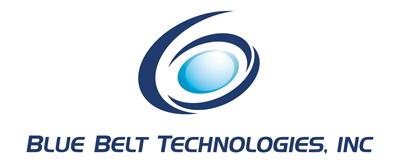 Blue Belt Technologies Logo