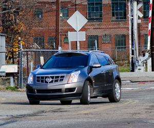 SRX Cadillac