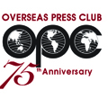 Overseas Press Club logo