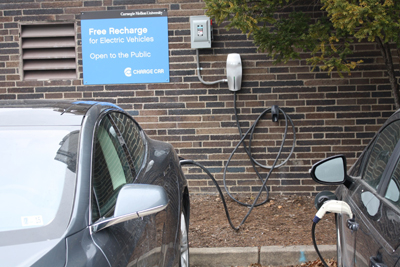 Press Release Carnegie Mellon S Electric Garage Adds