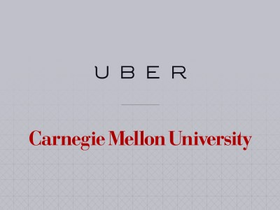 Uber Carnegie Mellon Announce Strategic Partnership And Creation Of