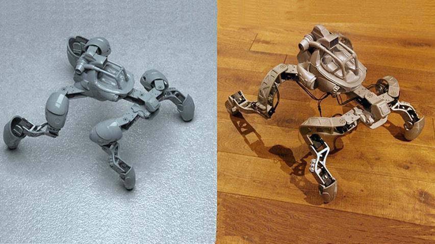 Роботы своими руками браслет