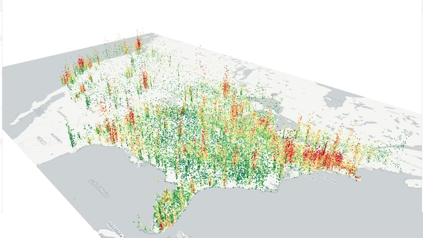 Web Tool Helps People Visualize, Make Sense of Large Complex