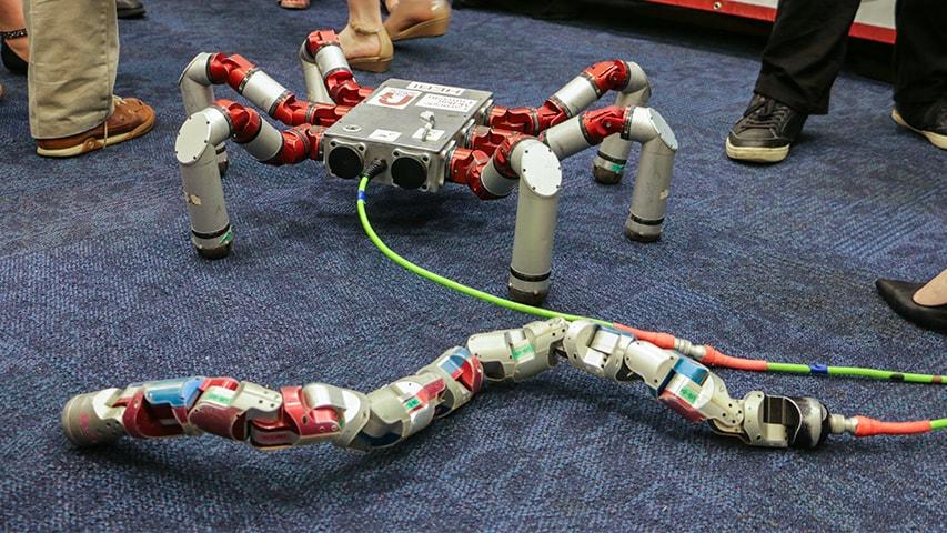 Cmu Showcases Work At National Robotics Initiative Event In D C