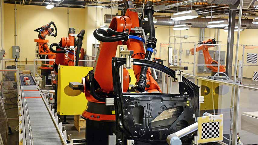 250 Million To Support Advanced Robotics Venture Led By Cmu