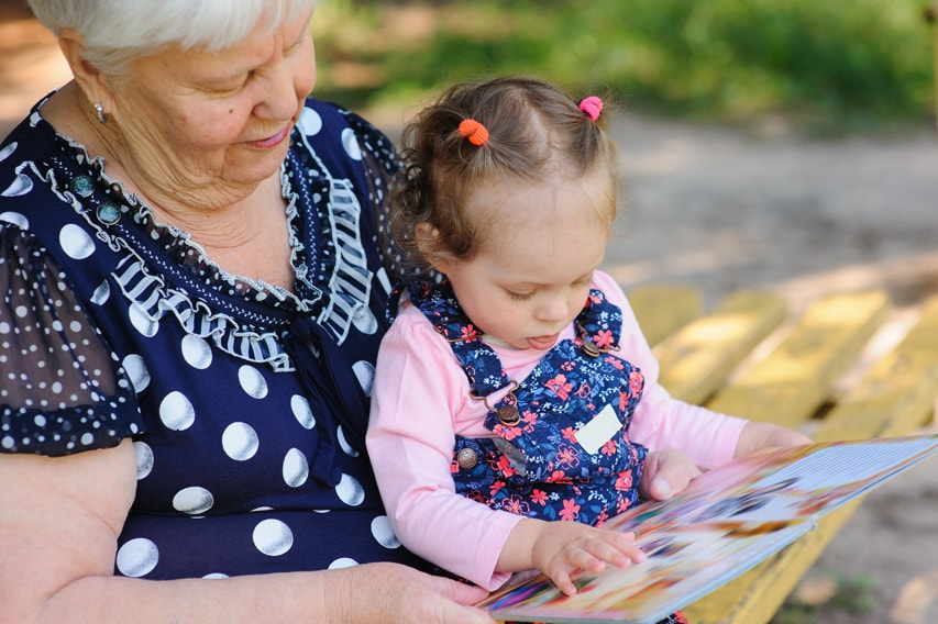 Childs Autism Risk Accelerates With >> Grandma Knows Best Research Explains How Family Members Can Impact