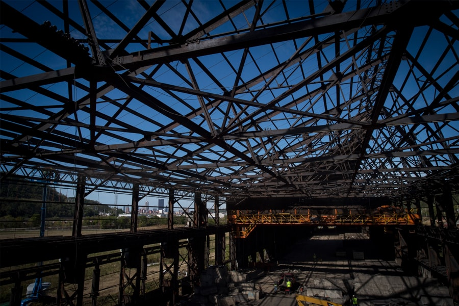 Future of Manufacturing To Rise Within Abandoned Steel Mill