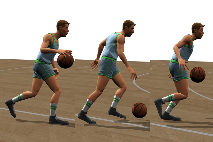 How A Computer Learns To Dribble Practice Practice Practice