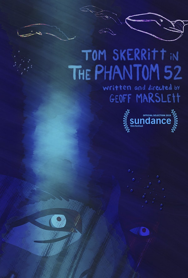 Movie poster for The Phantom 52