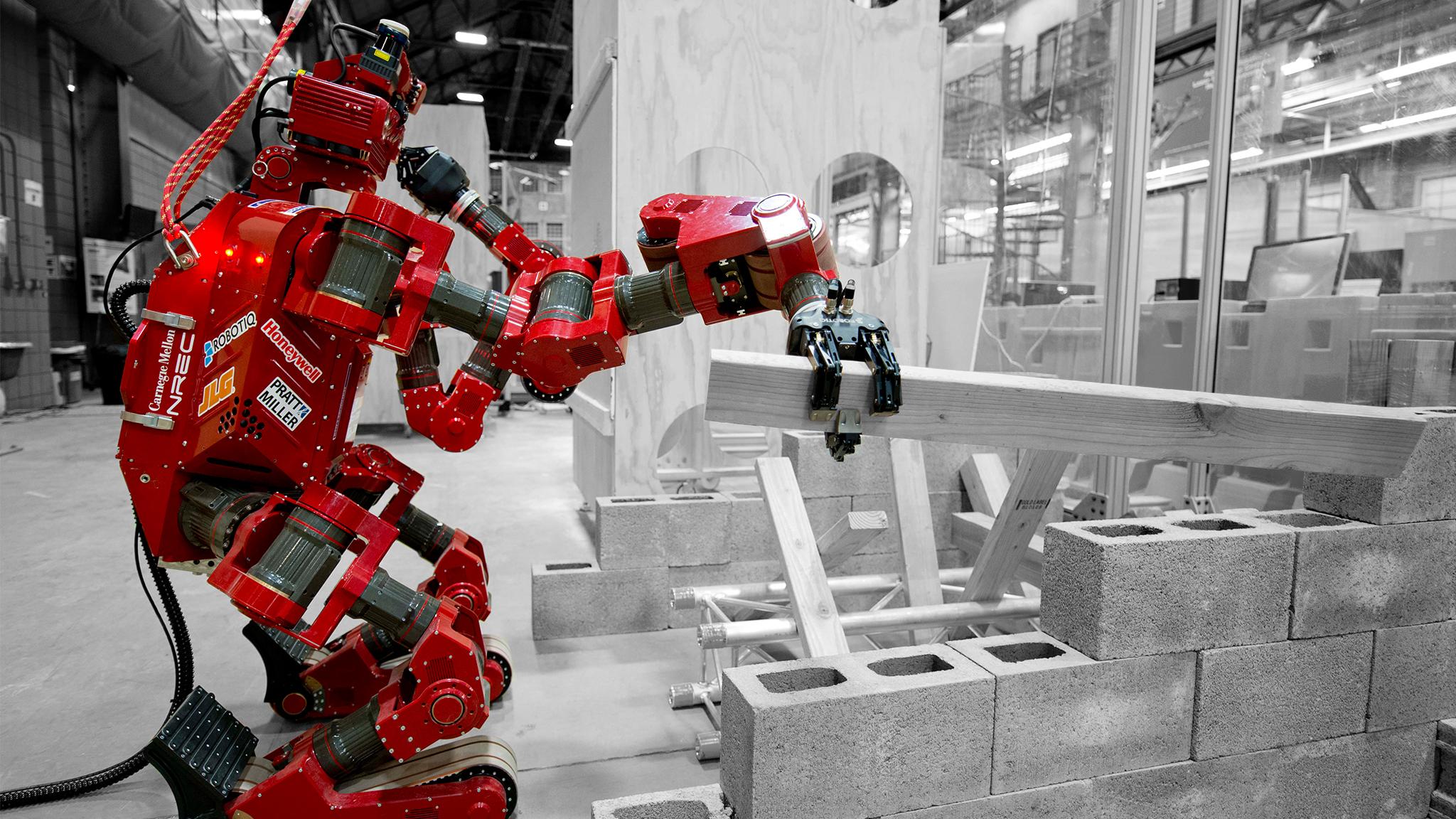 National Robotics Engineering Center National Robotics Engineering