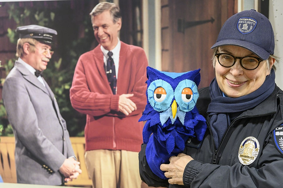 Borland Shares Perspective On Mister Rogers Neighborhood